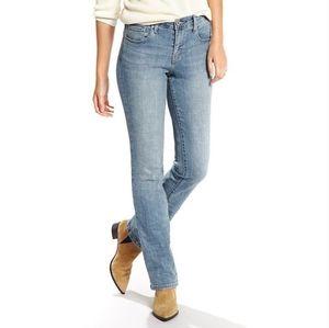 Levi's 545 Vintage 90's Low Straight Jeans Sz 12